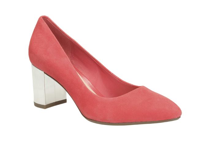 Clarks Coral heels