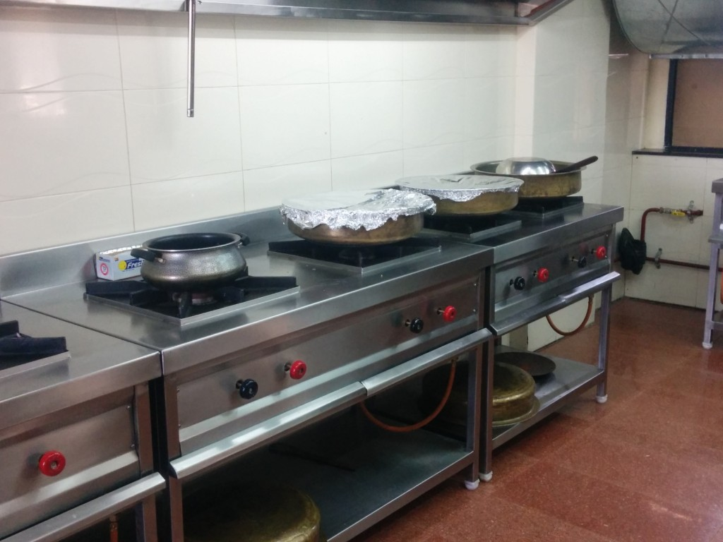Biryani360 Bandra Mumbai kitchen