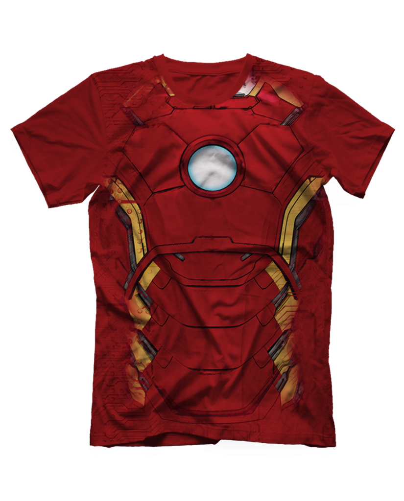 Iron man Tee-shirt