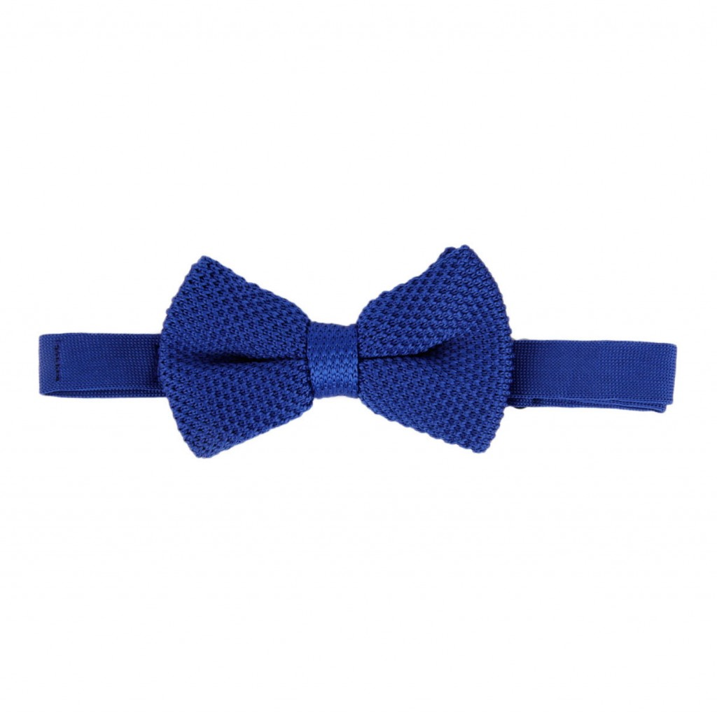 The Bro Code Blue Bow Tie