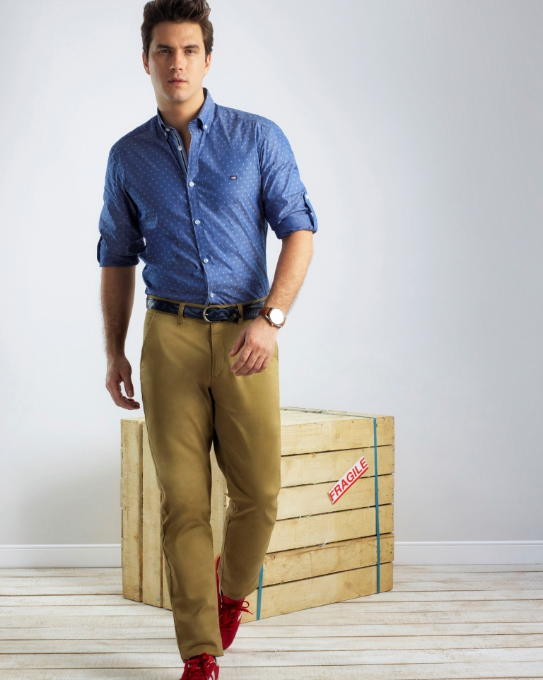 Arrow SS15 - Arrow chinos