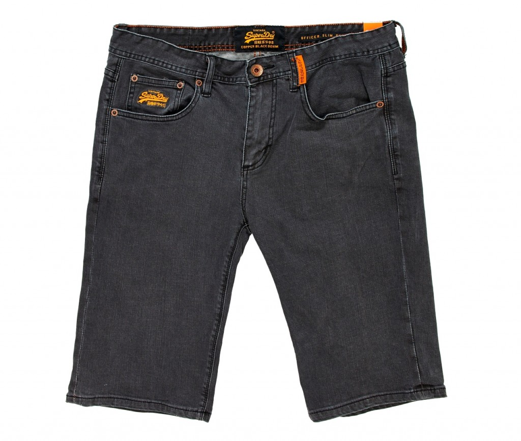 Denim shorts Superdry