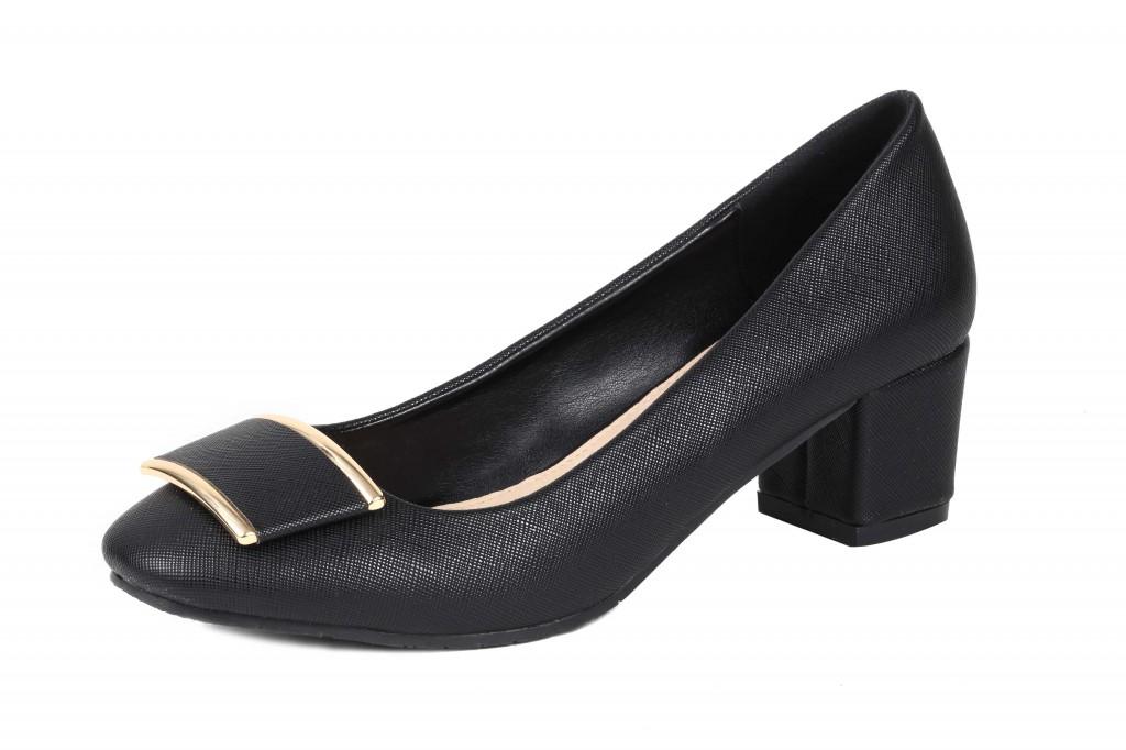 Bata block heels