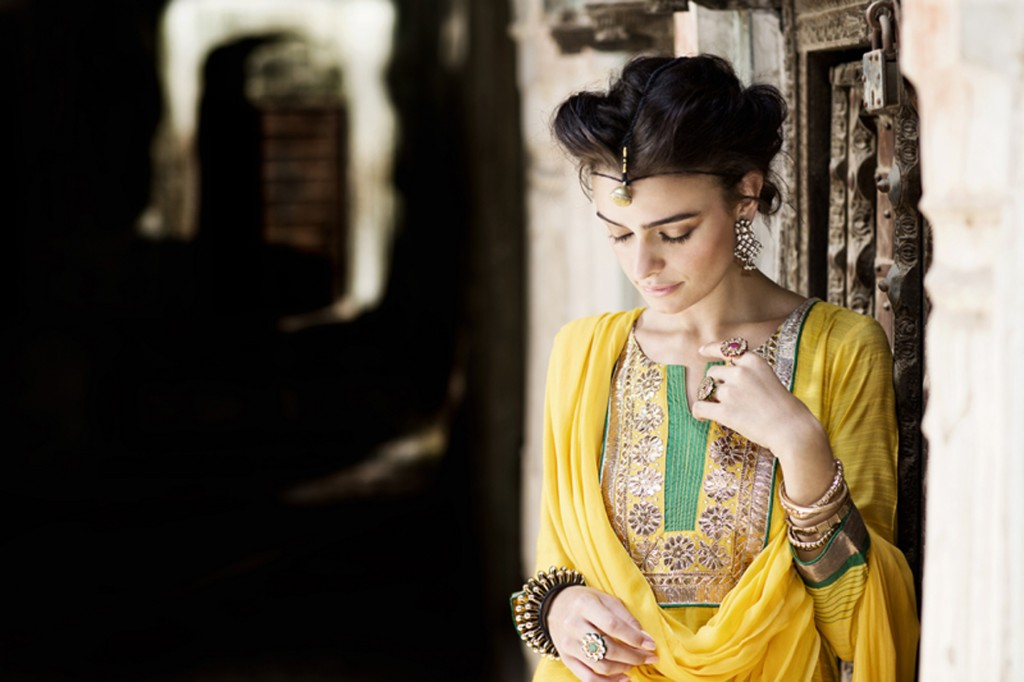 Rangriti festive collection Diwali gota