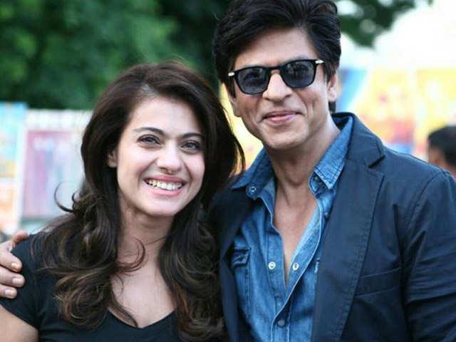 SRK Kajol in Dilwale