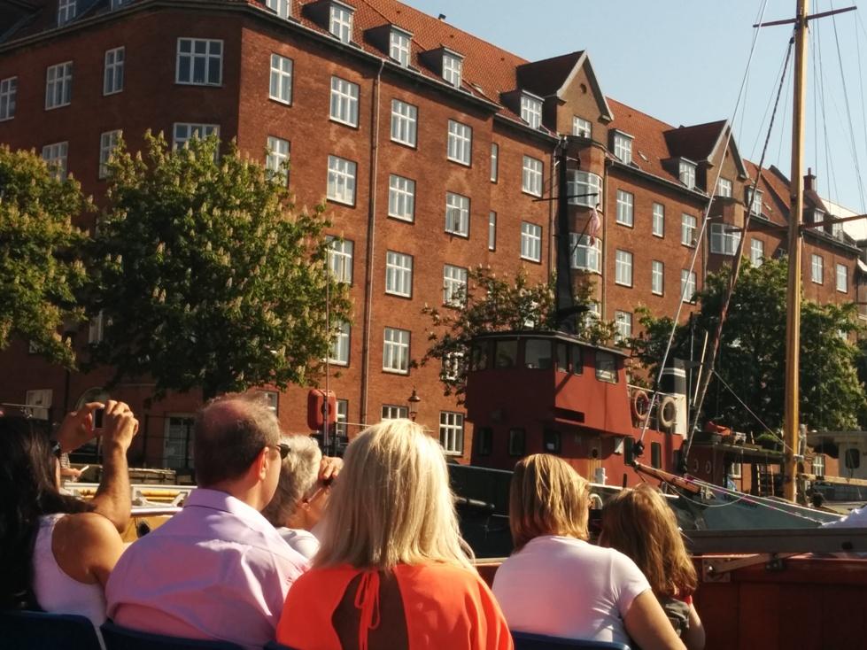 Boat ride Copenhagen