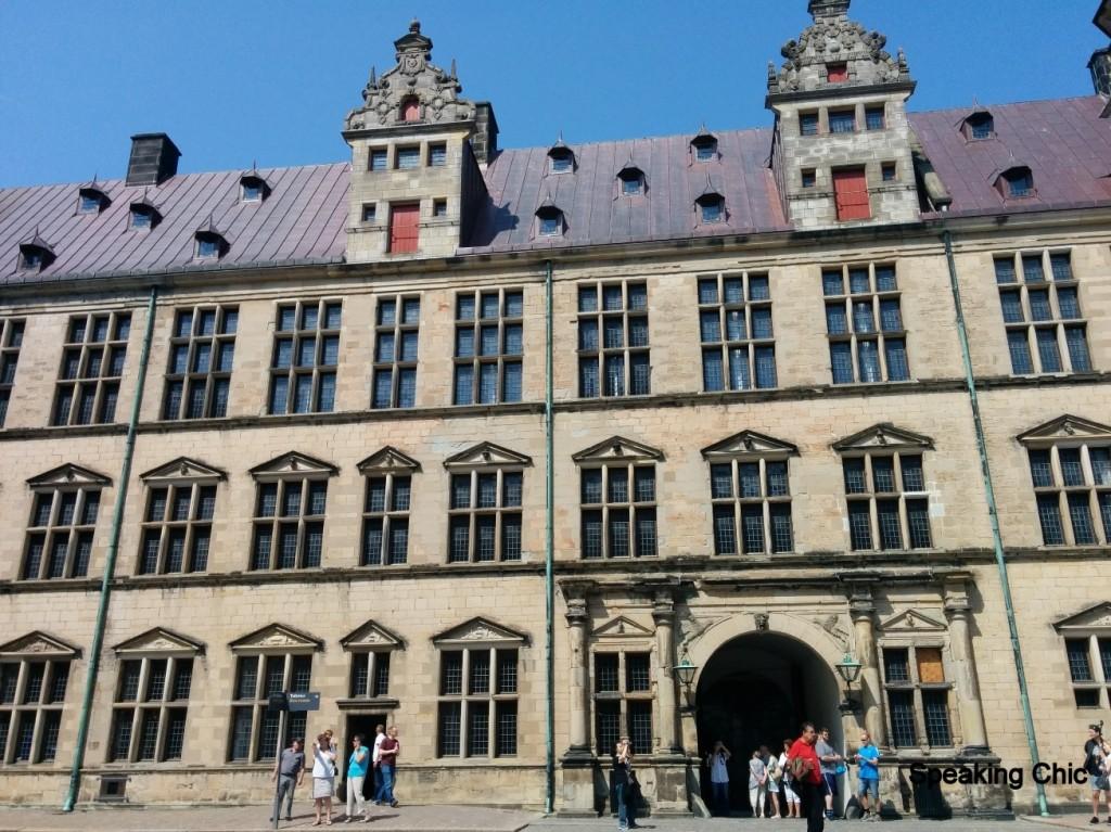 Elsinore Castle Denmark