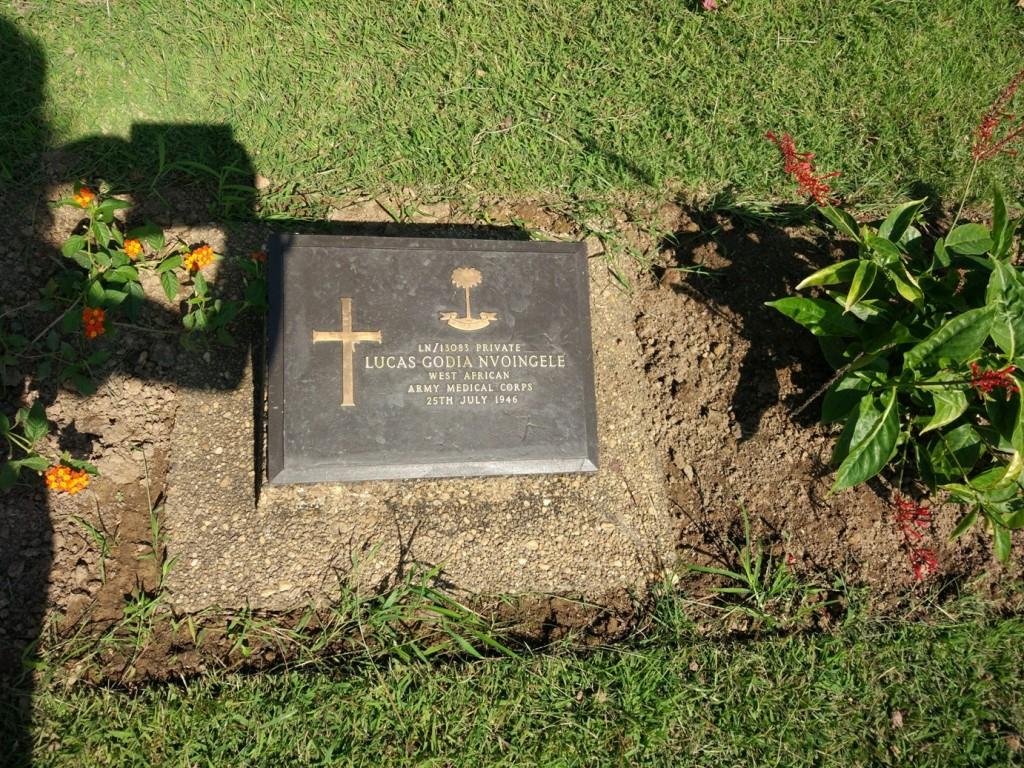 Rangoon War Cemetery Yangon Burma