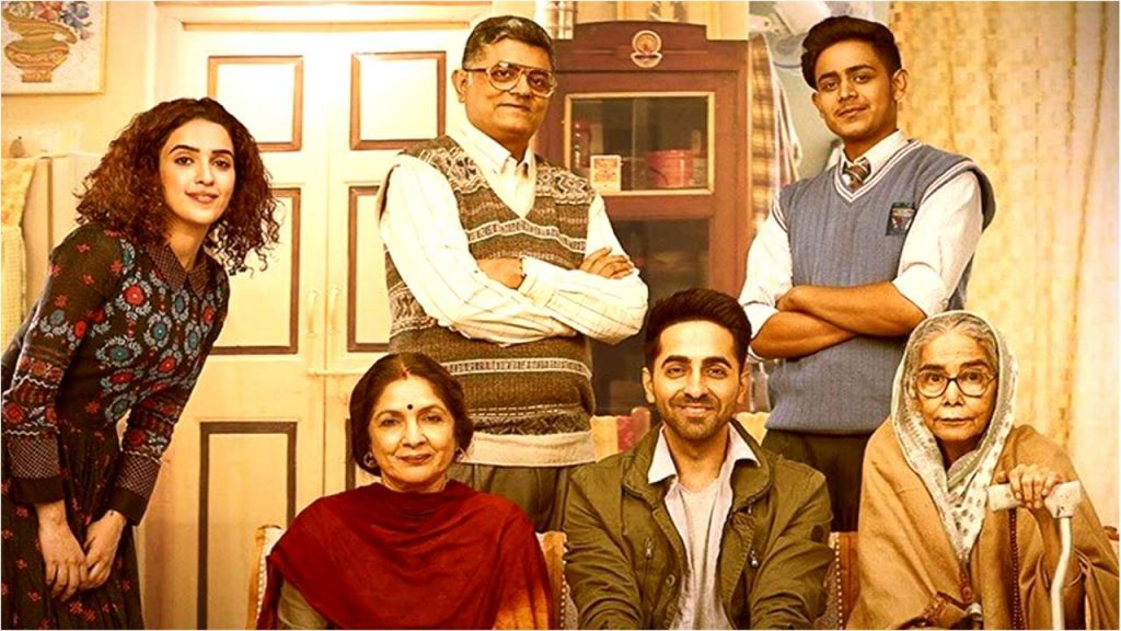 Ayushmann Khurrana Badhaai Ho crew fashion