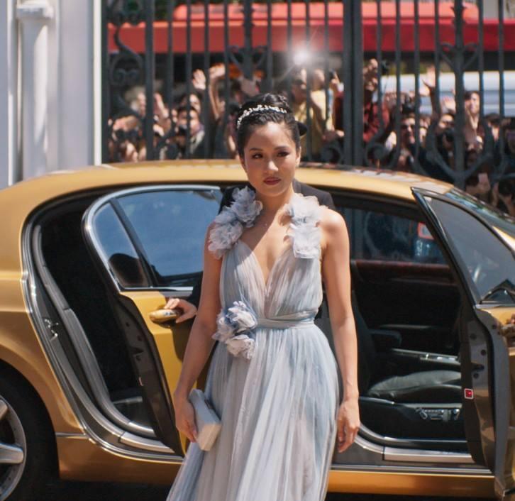 Constance Wu Crazy Rich Asians fashion wedding